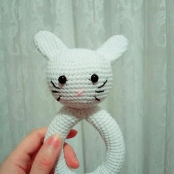 Sevimli Kedicik çıngırak