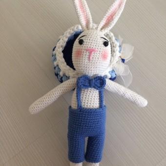 Mavi tavşan