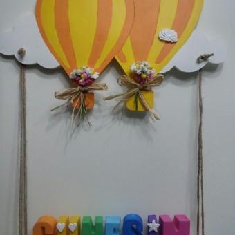 Kokulutaş Balon Isimlik