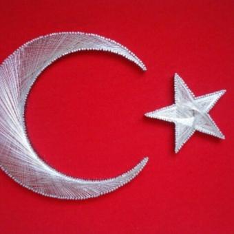 Filografi Türk Bayrağı