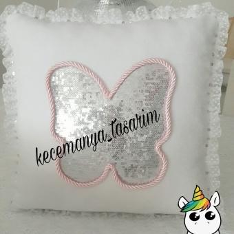 Dekoratif yastık takı yastığı