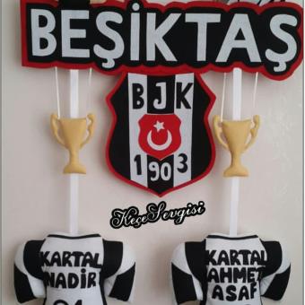 Beşiktaş Kapı Süsü