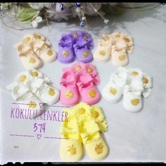 Kokulu Taş Bebek Ayakkabısı