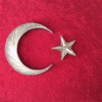 Filografi Tablo Türk Bayrağı